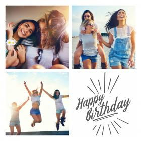 Collage compleanno_4 foto-happybday