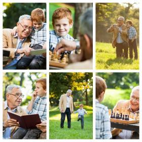 Collage-ricordi-2_con-6 foto_nonno