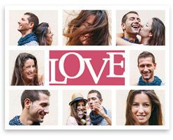 collage amore passaggio