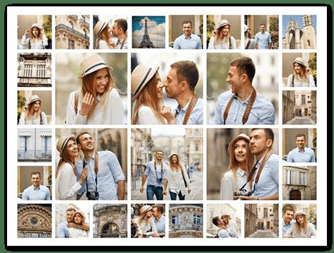 collage di 30 foto top