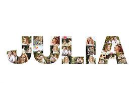 collage di lettere 1