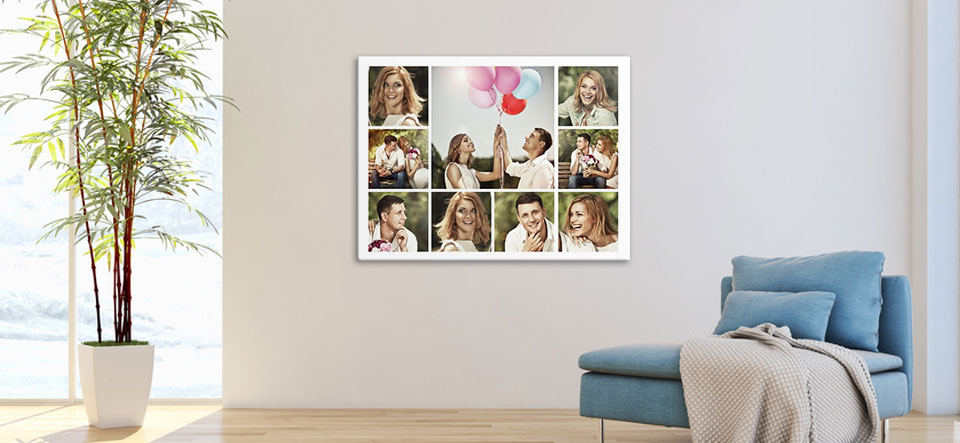 composizione foto appartement