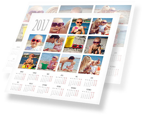 foto-collage calendario_visual_bebe